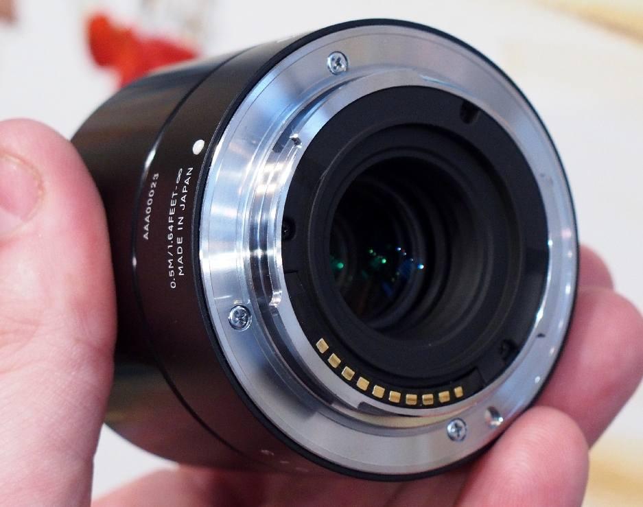 Sigma Dn 8mm