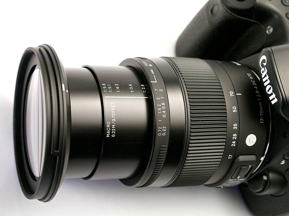 Sigma 17-70 photo