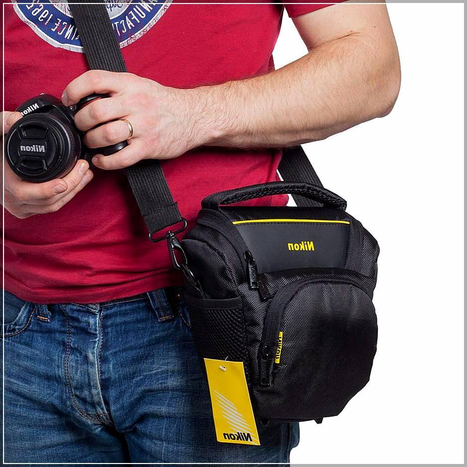 Выбор сумки для фото и видео