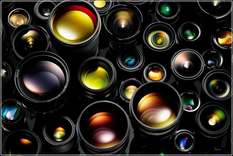 Как купить цифровой фотоаппарат и объектив к нему