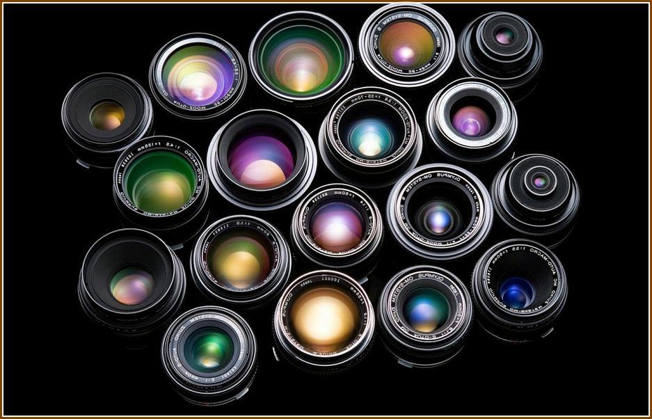 Правда про объективы: диафрагма и фокусное расстояние