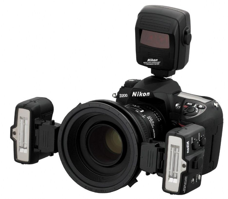 Внешняя вспышка для Nikon