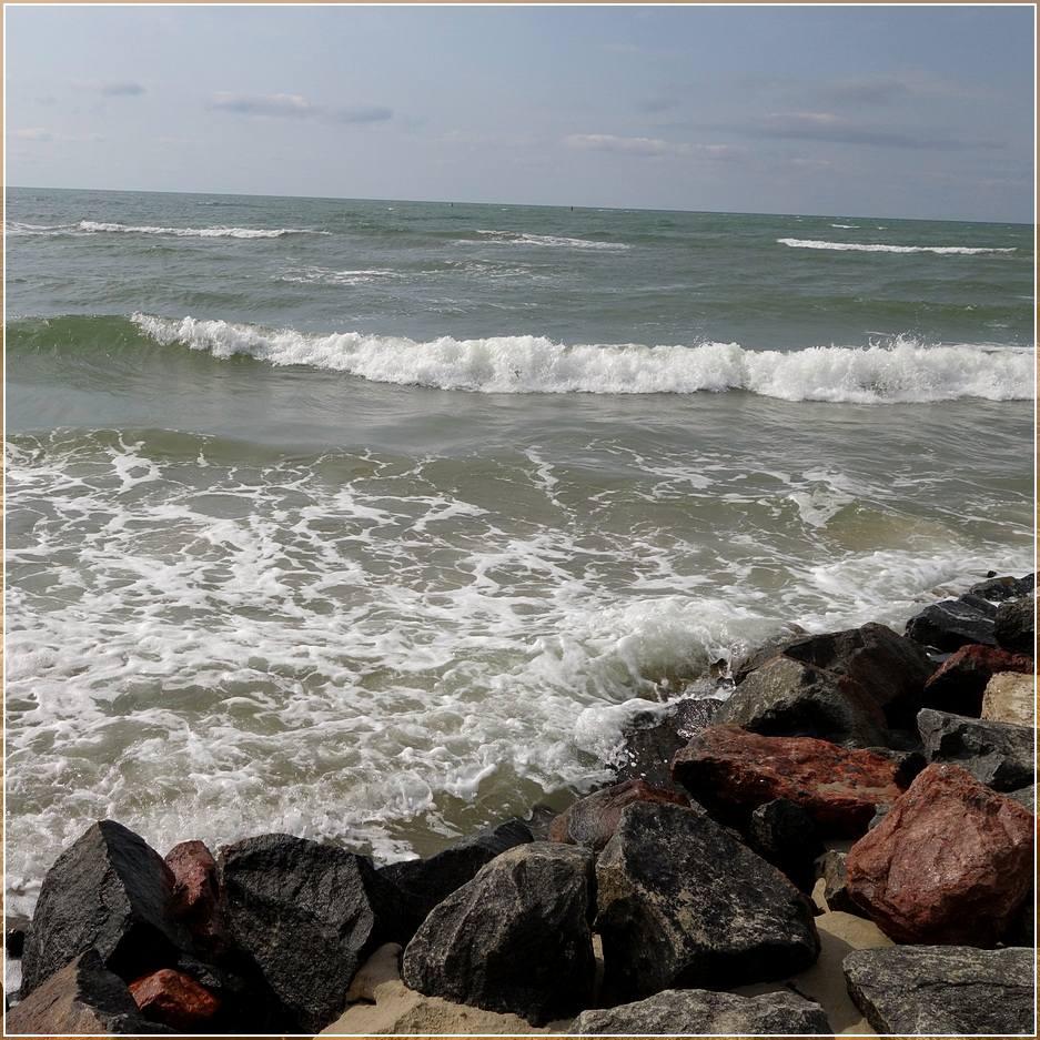 Фото морского побережья