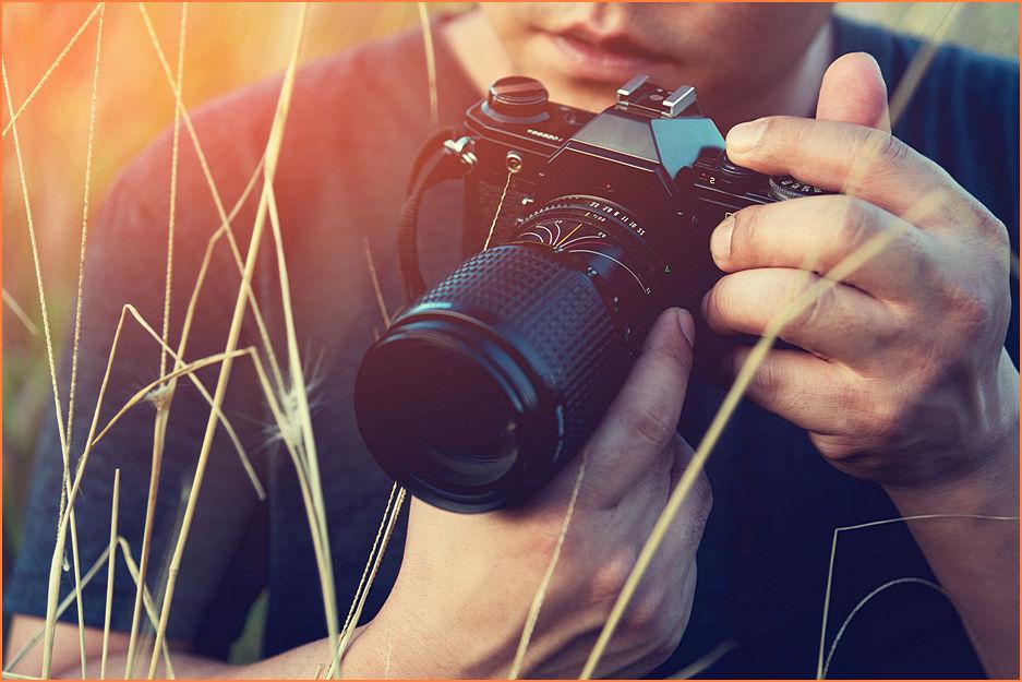 Фотопленка и пленочный фотоаппарат