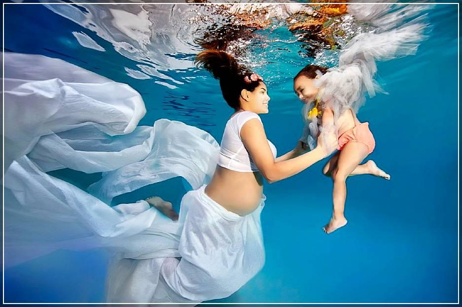 Съемка под водой и все особенности подводной фотосъемки
