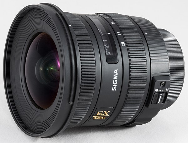 Фото Sigma 10-20mm F3.5 EX DC HSM