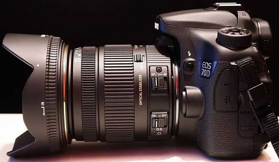 Видео тест Canon 80D + Sigma 17-50mm F2.8 EX DC OS HSM