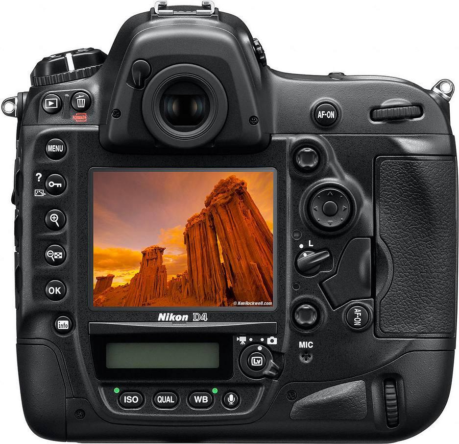 Дорогой фотоаппарат Nikon