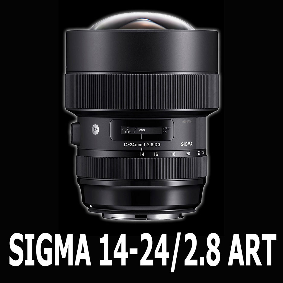 SIGMA 14-24mm F2.8 DG HSM Art в Минске