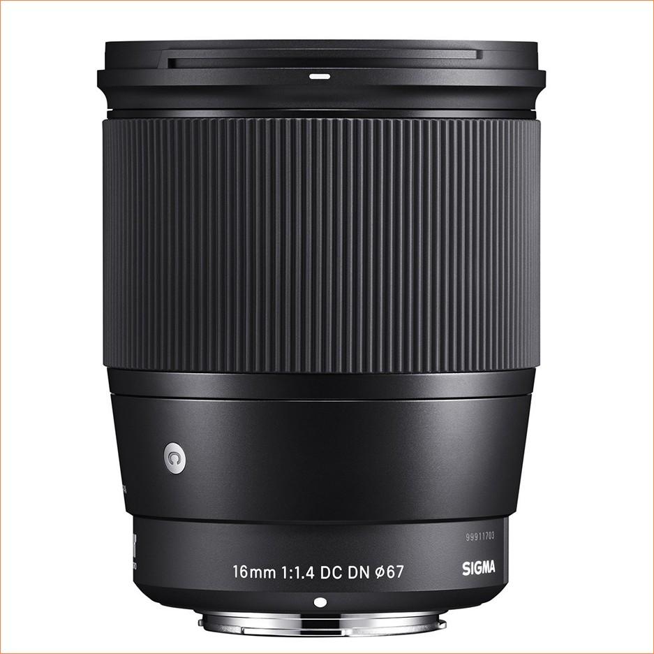 Sigma 16mm F1.4 DC DN Contemporary стала известна цена и сроки поставки!