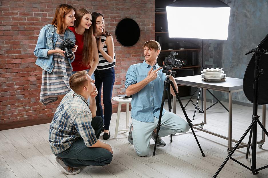 10 уникальных способов рекламы для фотографа