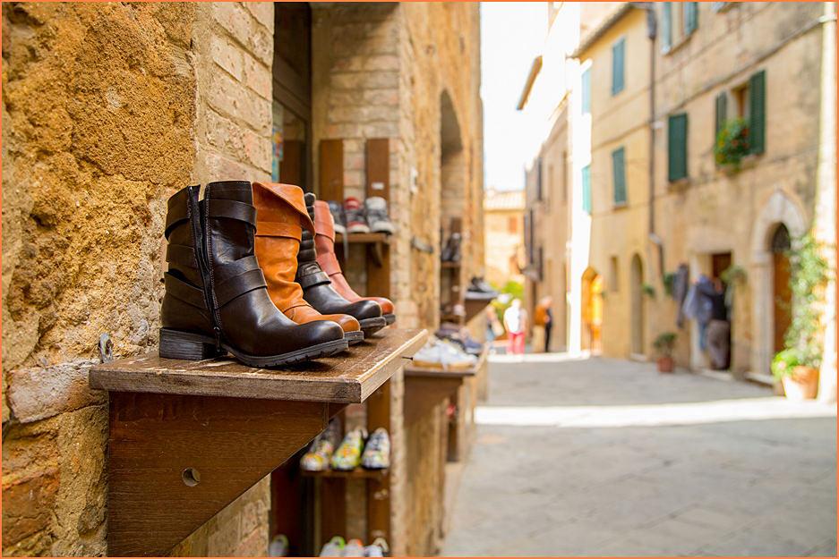 Как красиво фотографировать обувь