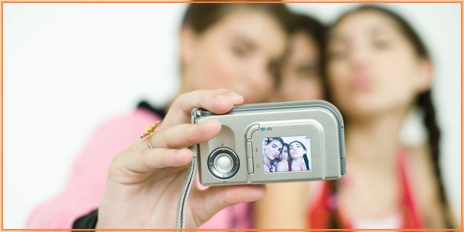 Селфи девушек смотреть фото