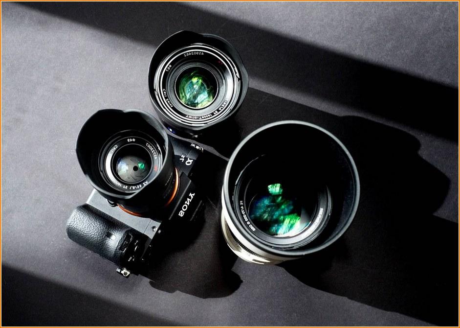 Тестирование объективов 35mm F1.4. Sigma VS Sony VS Canon на камере Sony A7RII