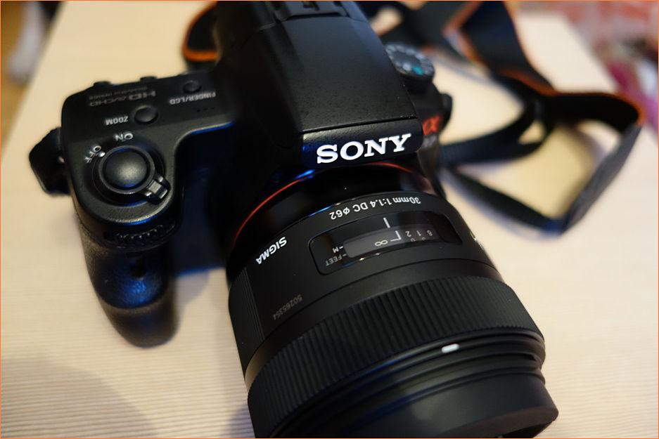 Выбор объектива для фотоаппарата Sony E и Sony A