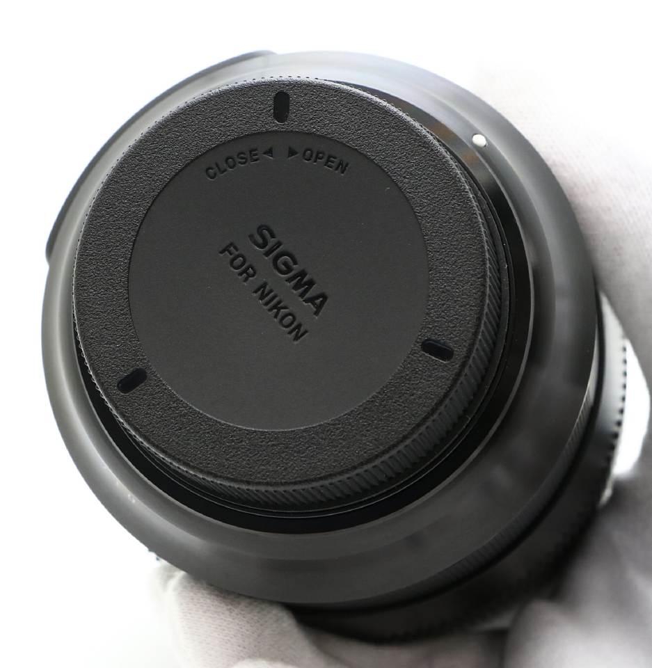 Фото 013 внешнего вида  SIGMA 135mm F1.8 DG HSM Art