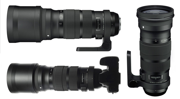 Объектив Sigma 120-300mm F2.8 DG OS HSM Sports в Минске ...: https://sigma-foto.by/sigma-120-300-sport.html