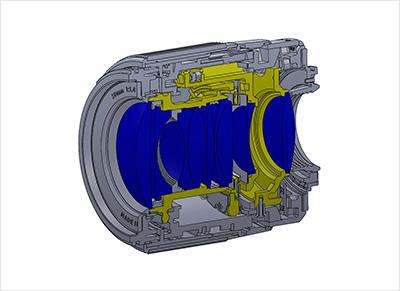 SIGMA 30mm F1.4 DC DN Contemporary новый материал при сборке