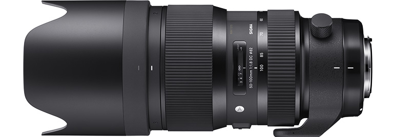 SIGMA 50-100MM F1.8 DC HSM ART