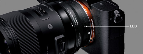 SIGMA MOUNT CONVERTER MC-11 крепление