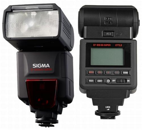 Купить вспышку SIGMA ELECTRONIC FLASH EF-610 DG SUPER