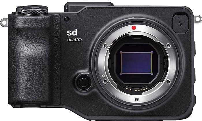 Sigma SD Quattro фото