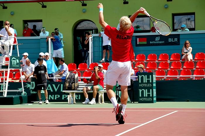 Фото тенниса Sigma