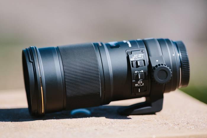 Фото Sigma APO MACRO 180mm F2.8 EX DG OS HSM