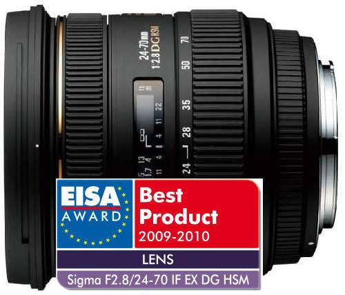 Фото Sigma 24-70mm F2.8 IF EX DG HSM