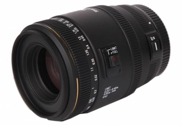 Sigma MACRO 70mm F2.8 EX DG