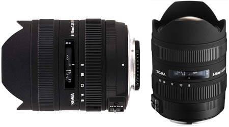 Фото Sigma 8-16mm F4.5-5.6 DC HSM