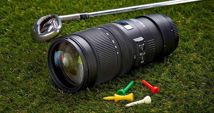 Sigma APO 70-200mm F2.8 EX DG OS HSM тест видео