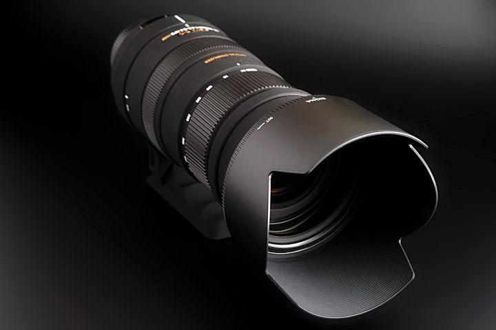 Видео обзор Sigma APO 50-500mm F4.5-6.3 DG OS HSM