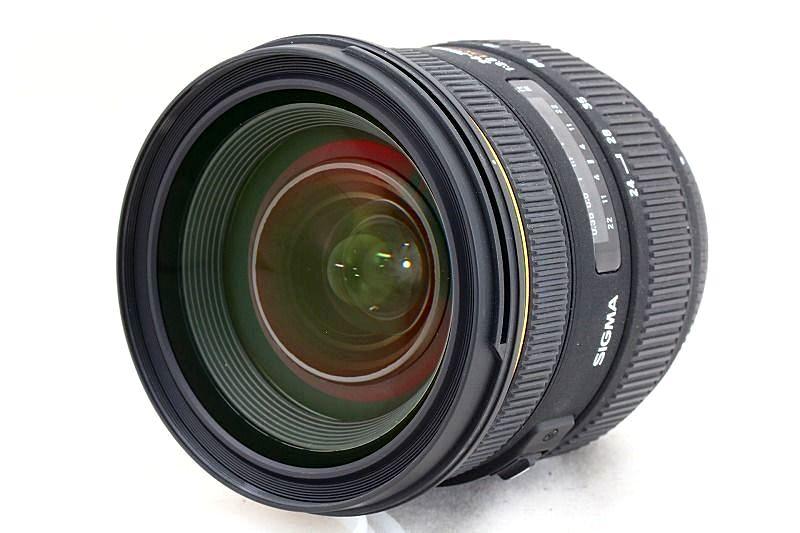 Обзор Sigma 24-70mm F2.8 EX DG HSM.