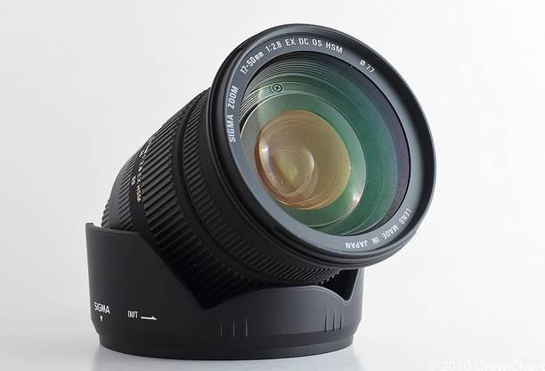 Фотографии Sigma 17-50mm F2.8 EX DC OS HSM в Минске купить