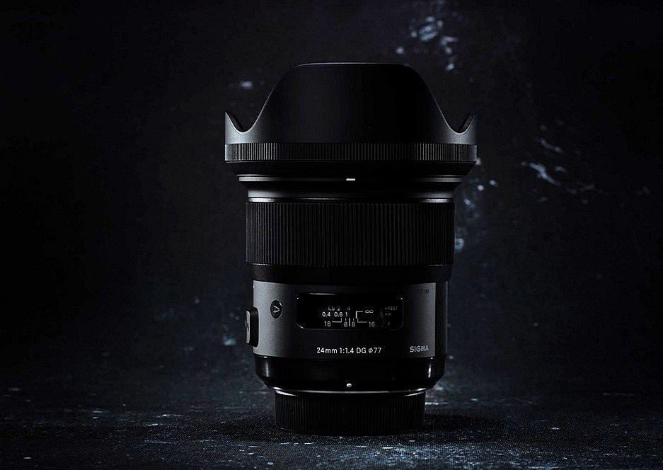 SIGMA 24mm F1.4 DG HSM Art foto
