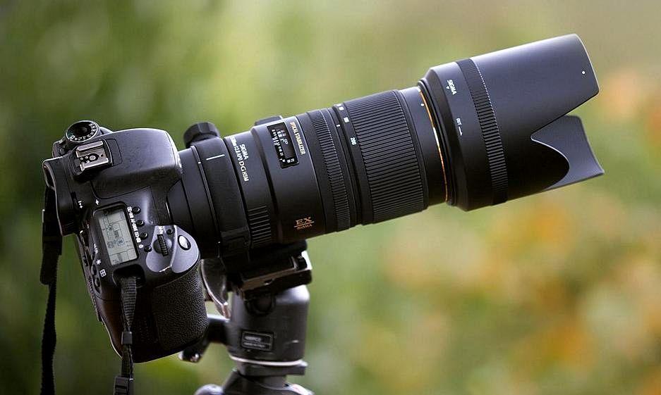 Sigma APO 70-200mm F2.8 EX DG OS HSM фото